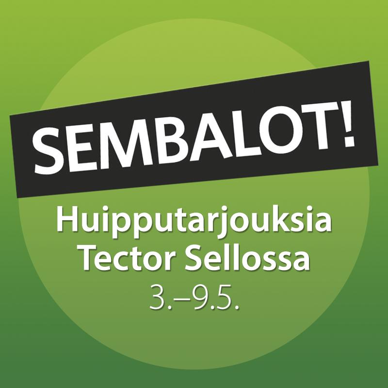 Sembalot Sellossa 3.-9.5.2021